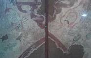 昭陵唐墓壁画中的佛教元素
