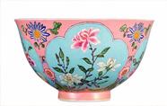 清宫的珐琅彩瓷器