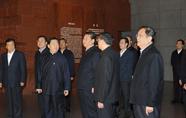 习近平总书记在国家博物馆发表重要讲话
