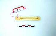 陕西石峁遗址发现4000年前口弦琴