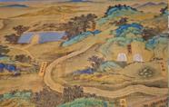 """丝路山水地图是""""图""""还是""""画"""""""