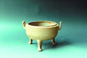千年利来国际娱乐之源——在复旦走近原始瓷