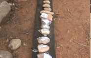 广西百色考古发掘8万年前旧石器时代遗址
