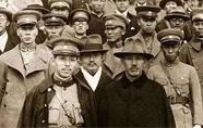 蒋介石这一生,有4个人对他是相当的重要。