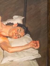 弗洛伊德作品《裸女肖像》近2亿元成交