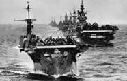 """美国第七舰队""""游弋""""台湾海峡三十年始末"""