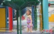 北京举办第十届朝阳公园海洋沙滩嘉年华