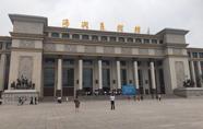 国内最大美术馆在江阴开馆