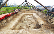 三个月考古发掘近五百件文物