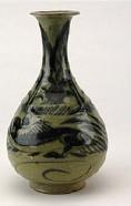 历史悠久的玉壶春瓶