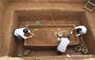 河南义马发现春秋时期墓葬群