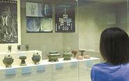宁波博物馆展出孔庙祭祀礼乐器