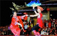 中国湖北非物质文化遗产展演在捷克开幕