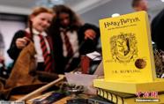 《哈利·波特》小说拍卖 5.6万英镑成交