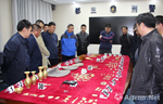 青海破获两起盗掘古墓案 抓获犯罪嫌疑人5名