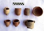 埃及一博物馆发现大量古陶器