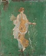从庞贝壁画讲述丝绸之路的故事