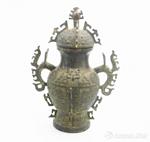 中国青铜器珍品:彝——青铜礼器