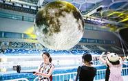 """""""月球博物馆""""特展在京举行"""