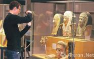 埃及博物馆展出海外流失文物