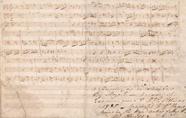 莫扎特原稿304.75万成交