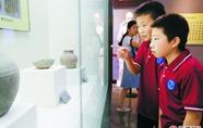 走进博物馆了解城市变迁