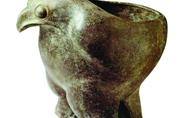 从陶瓷樽中看古人对鹰的想象