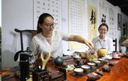 闻茶香 品茶韵,学茶艺—掌玩主题艺术展厅