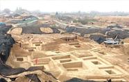 郑州常庄水库附近发现东周古墓群