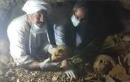 埃及考古重大发现 8具3500年木乃伊墓