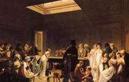 路易斯·利奧波德·布瓦伊《球桌》