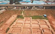 洛阳伊滨区东汉帝陵遗址考古发掘稳步推进