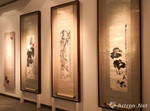 齐白石邮票与关良戏画:北京画院在欧洲讲述中国故事