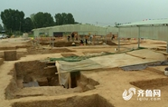 枣庄86座东周古墓出土文物数千件