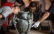 从三星堆青铜人头像到金沙遗址 到国博观古蜀青铜