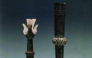 浙江出土春秋時期青銅杖