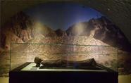 古丝绸之路青海道发现千年干尸 距今1700年左右