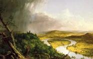 托馬斯·科爾《牛軛湖》