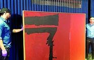 美藝術家馬澤維爾失蹤40年畫作重現
