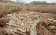 开封出土明代王府遗址:见证黄河灌城的苦难历史