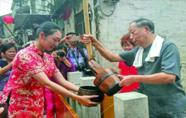 塔坡诞奉献民俗文化盛宴
