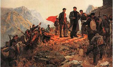 红军的对手——国民党人看长征