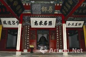 清代南阳知府对武侯祠的修缮与保护