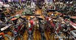 世界上最大的自行车博物馆 累积展出4000多辆车