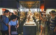 """四川文物""""活""""起来 博物馆成为文化新客厅"""