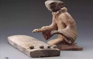 来自徐州博物馆117件汉代文物现身新疆博物馆