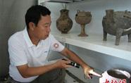 山东滕州发现136座东周墓葬