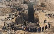 一把铁铲找到了2000多年前的古墓,陵墓内出土大量国宝