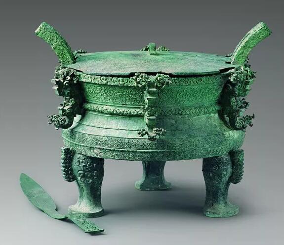 了解楚国的文化艺术,从与众不同得王子午鼎开始