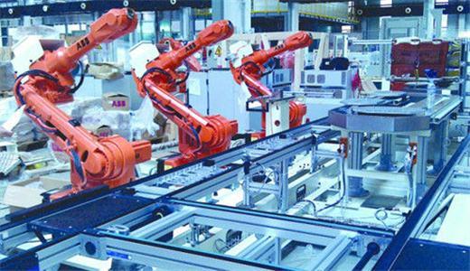 著力推動先進制造業加快發展